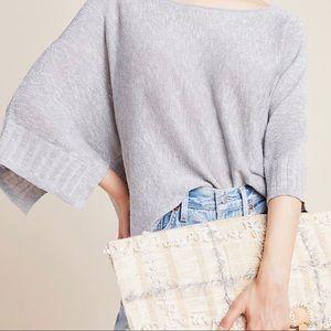 Alicia Shimmer Pullover